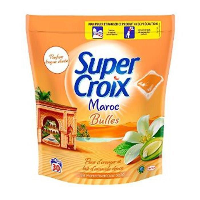 Lessive Super Croix Ecodoses 30 lavages (avec 50% sur la carte)