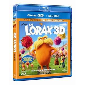 Blu-ray 3D - Le Lorax
