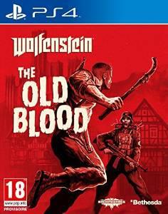 Wolfenstein : The Old Blood sur PS4 (Dématérialisé - PSN US)