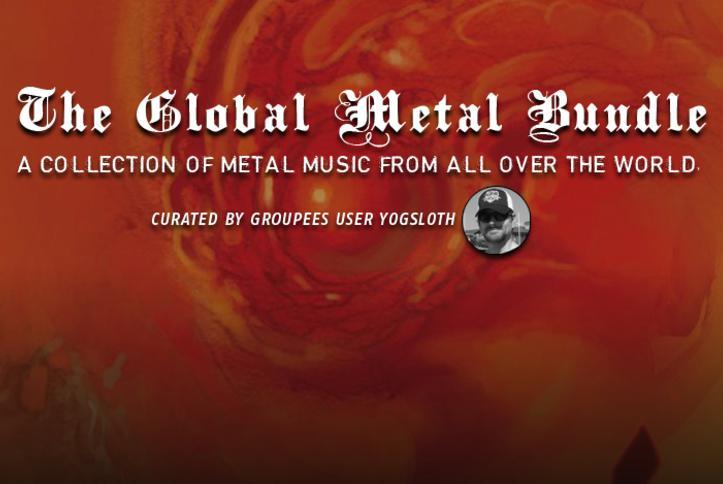 The Global Metal Bundle : 10 Albums MP3 / Flac