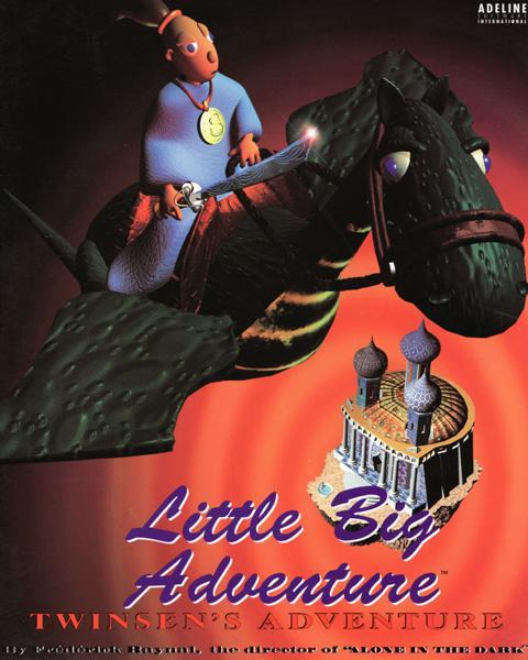 Jeu Little Big Adventure 1 Gratuit (au lieu de 4.99€)
