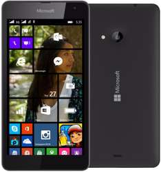 "Smartphone 5"" Microsoft Lumia 535 Dual-sim + 25 € d'applications (Avec ODR de 20€)"