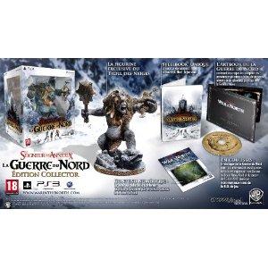 [PS3] Le Seigneur des anneaux : la guerre du Nord - édition collector