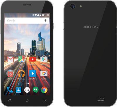 "Smartphone 5"" Archos 50 Helium Plus Noir"