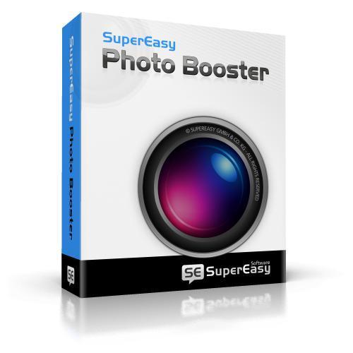 Logiciel Supereasy Photo Booster gratuit