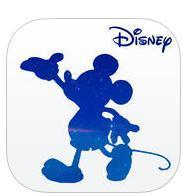 Application Disney Animated (English) - Les coulisses de 54 Films sur iPad