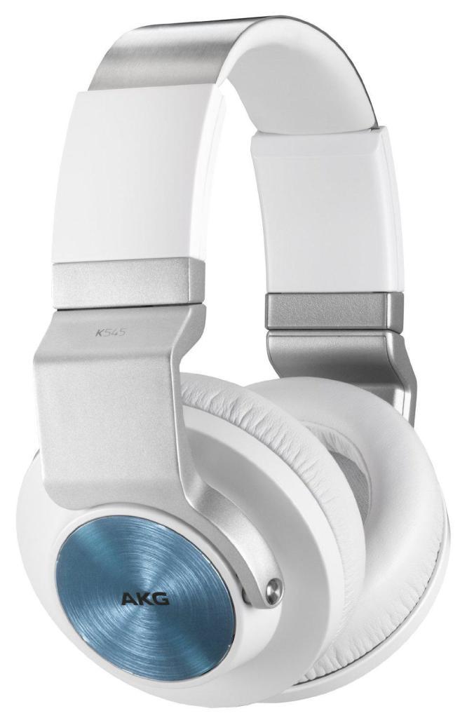 Casque Audio Fermé AKG K545 Blanc
