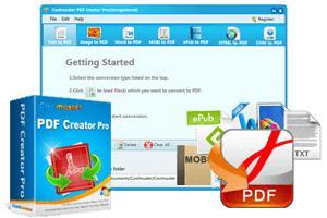 Logiciel Coolmuster PDF Creator Pro sur PC gratuit