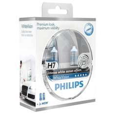 Ampoule Philips 681367 WhiteVision 2 H7 12 V 55 W