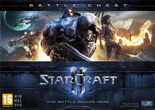 Jeu Starcraft 2 Battlechest sur PC
