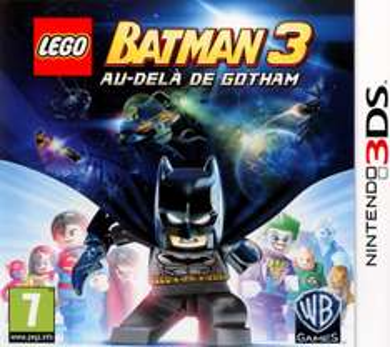 Lego Batman 3: au dela de Gotham sur 3DS