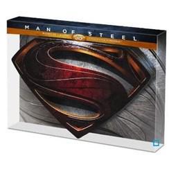Coffret Blu-ray 3D: Man Of Steel - Edition limitée numérotée