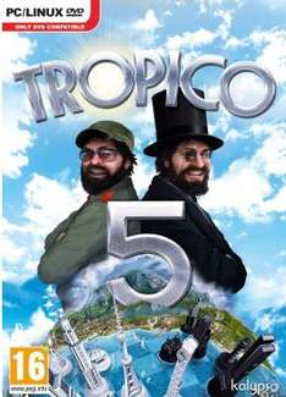 Série Tropico en promo - Ex : Tropico 5 sur PC (Clé Steam)