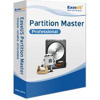 Logiciel EaseUS Partition Master Professional 10.5 gratuit sur PC