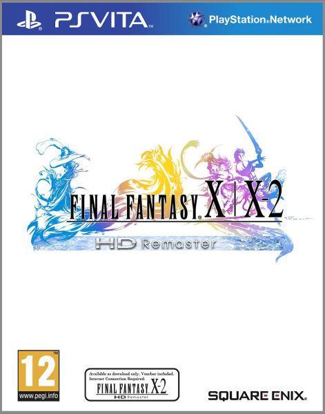 Jeu Final Fantasy X/X-2 HD Remaster sur Playstation Vita