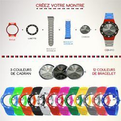 15% de réduction sur les montres personnalisables