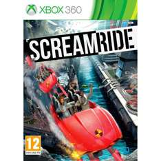 ScreamRide sur Xbox 360