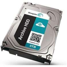 """Disque dur interne 3.5"""" Seagate Archive 8 To ST8000AS0002 - 5900 rpm - 128 Mo"""