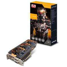 Carte graphique Sapphire Radeon R9 290 Tri-X OC (UEFI) New Edition - 4 Go