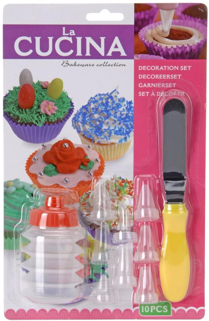 Kit Atelier Cuisine pour décorer les cupcake