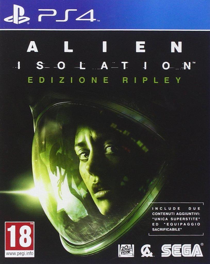 Alien Isolation - Edition Ripley sur PS4