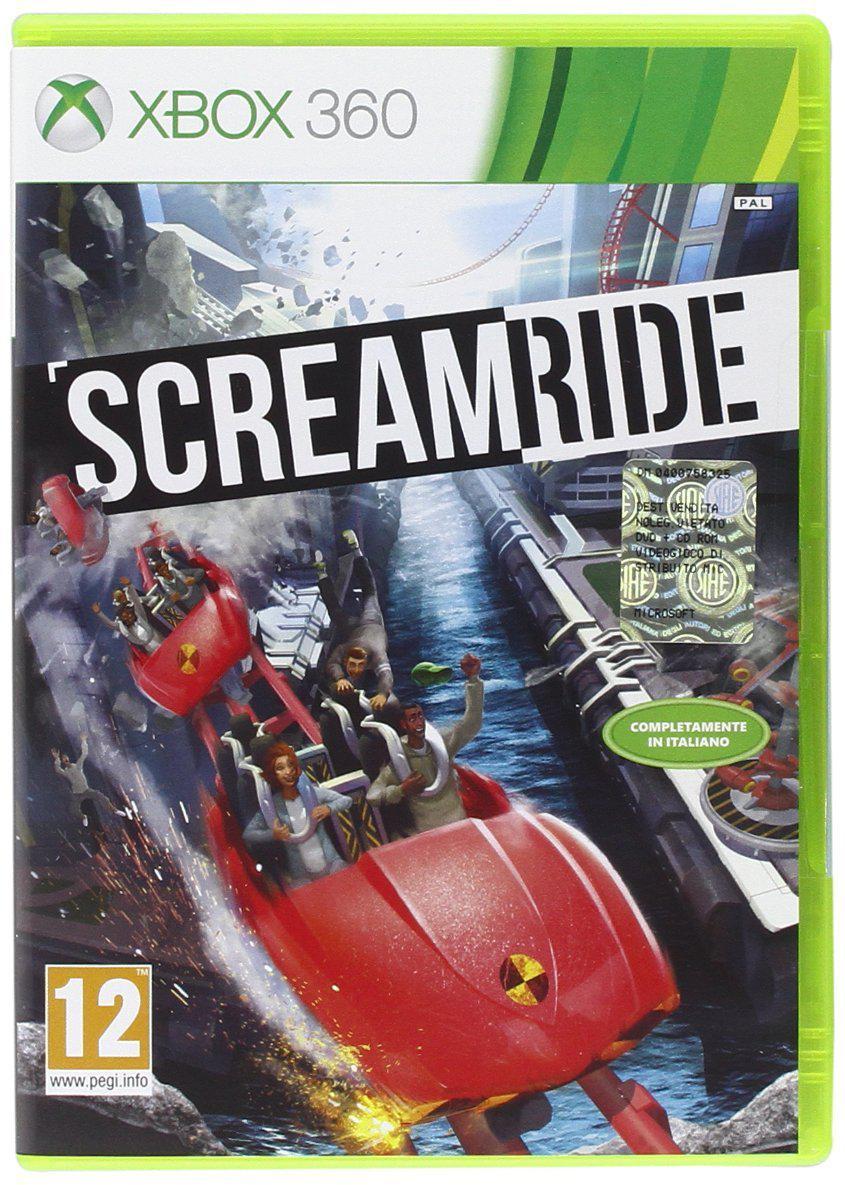 Scream Ride, Battlefield 4, Rabbids Invasion sur Xbox One à 11.75€ l'unité et Scream Ride sur Xbox 360