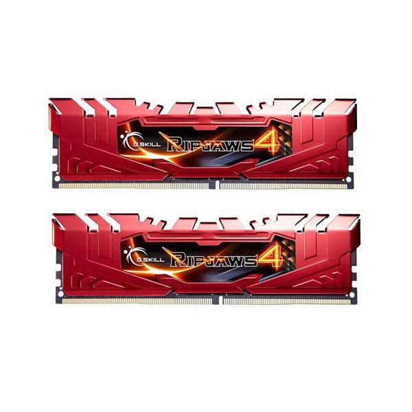 Kit ram 16 Go (2 x 8 Go) Gskill - Ripjaws 4 Series  DDR4 - 2400 MHz - CAS 15