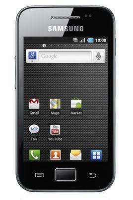 Smartphone Samsung Galaxy Ace (Avec ODR de 20€)