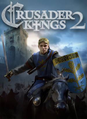 Jeu Crusader Kings II + 10 DLC sur PC (Dématérialisé)