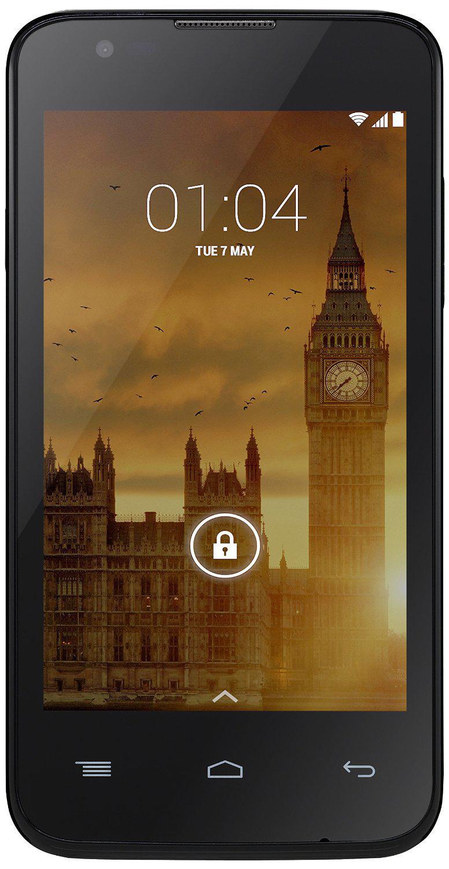 Smartphone 4G Kazam Trooper 440L version spéciale (8 Go - Simple SIM - Android 4.4 KitKat)