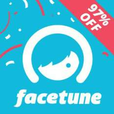 Application Facetune sur Android