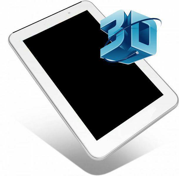 """Tablette 7"""" Yzi Pocket 3D - 3D sans lunette"""