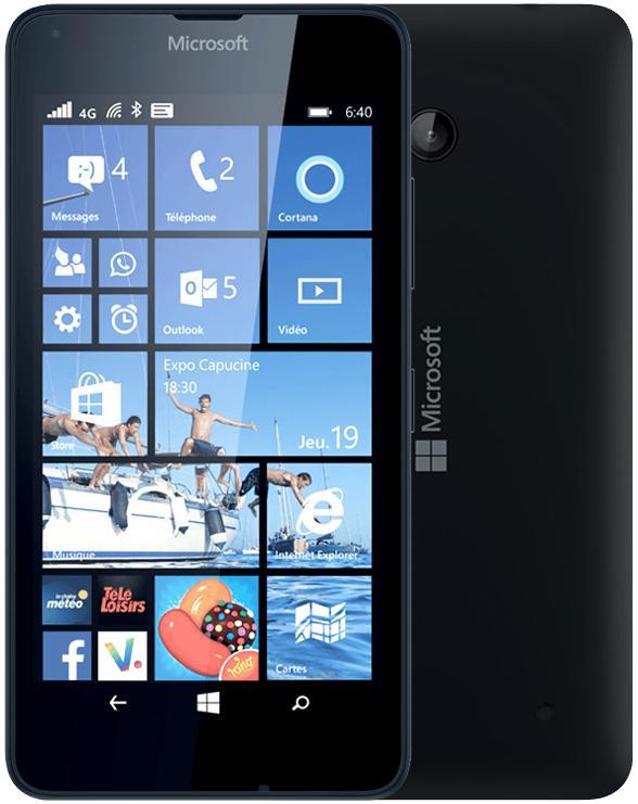 """Smartphone 5"""" Microsoft Lumia 640 - 8Go (Avec ODR de 30€)"""