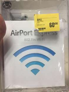 Routeur Apple airport externe