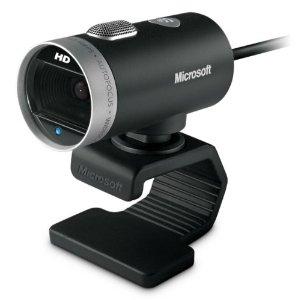 Webcam HD (720p) Microsoft Lifecam Cinema / Frais de port inclus