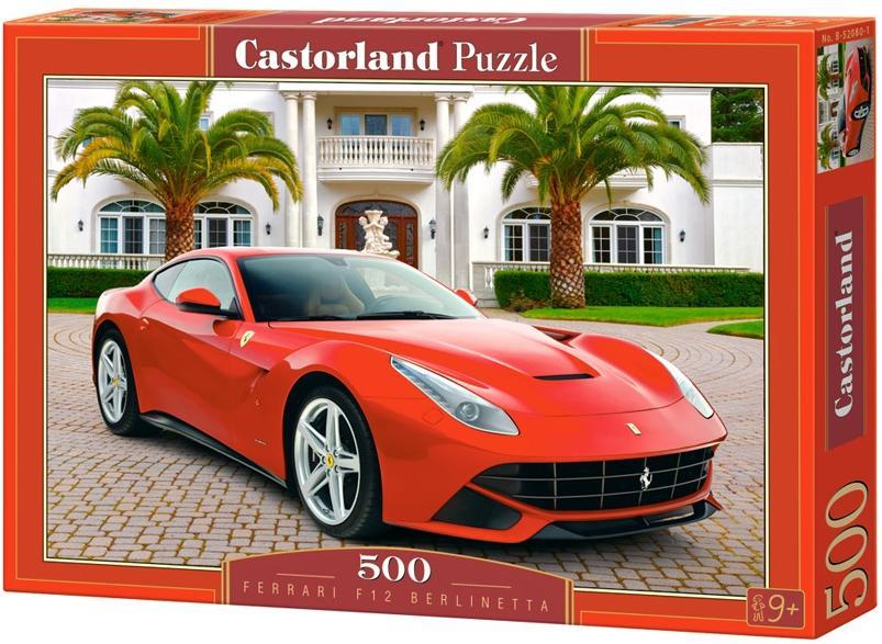 Puzzle Ferrari F12 Berlinetta 500 pièces