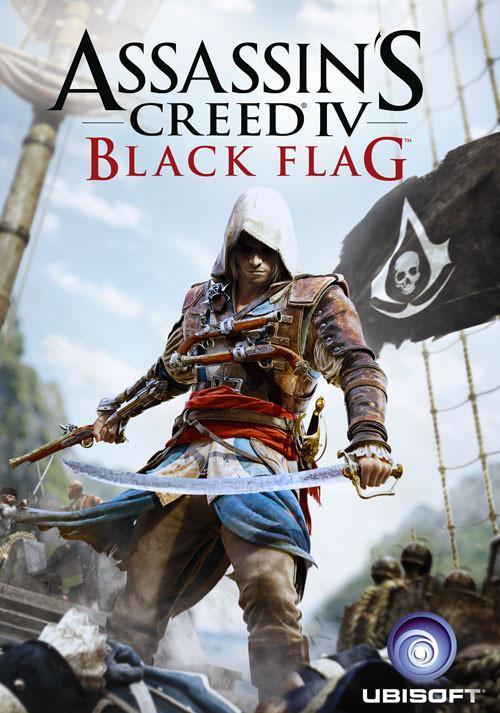 Jeu Assassin's Creed IV Black Flag sur PC (Dématérialisé - UPlay)