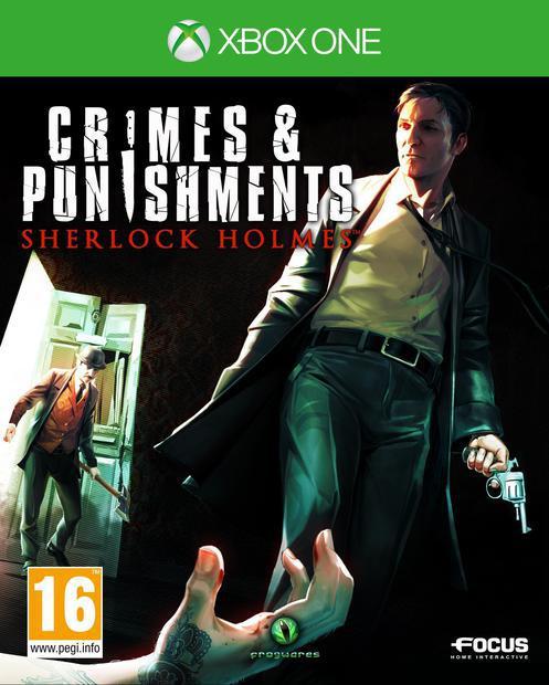 [Membres Gold] Sherlock Holmes: Crimes and Punishments sur Xbox One (Dématérialisé)