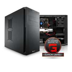 PC Gamer Venom - Edition limitée + MGS 5 The Phantom Pain