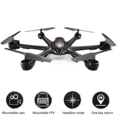 Drone MJX X600 Hexarotor (sans caméra) - Noir ou Blanc