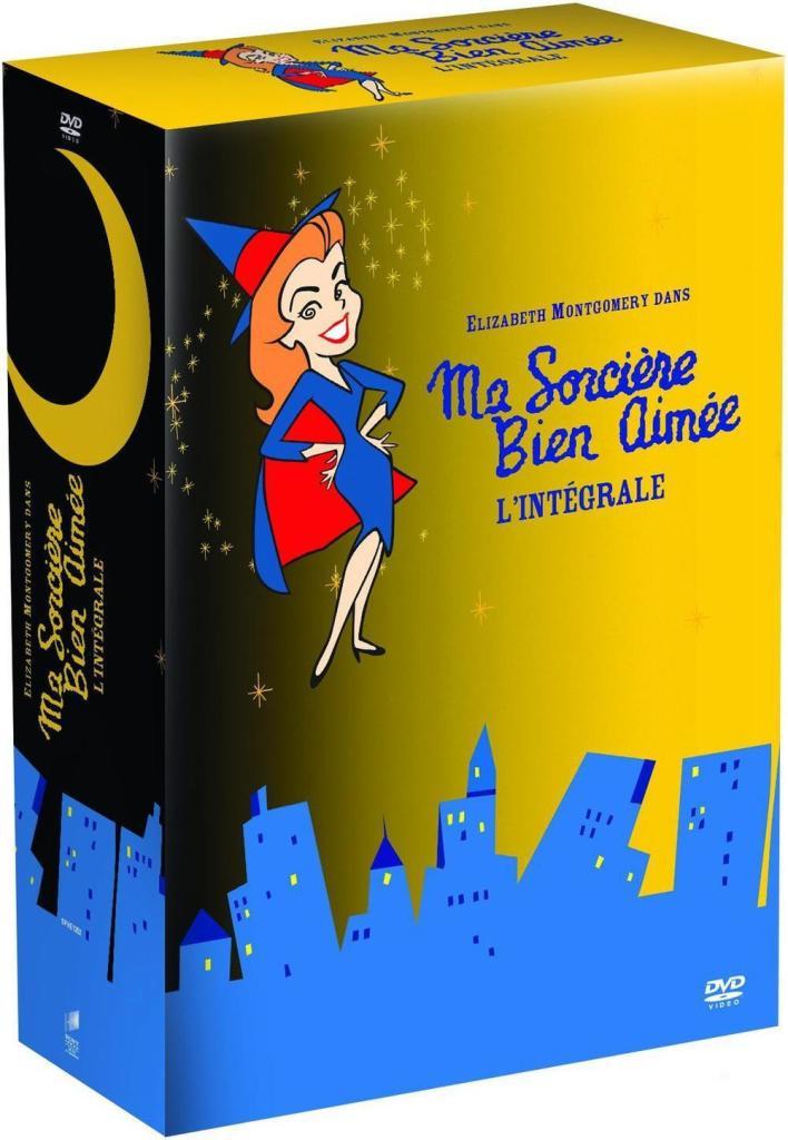Coffret DVD: Ma sorcière bien aimée - L'intégrale 34 DVD