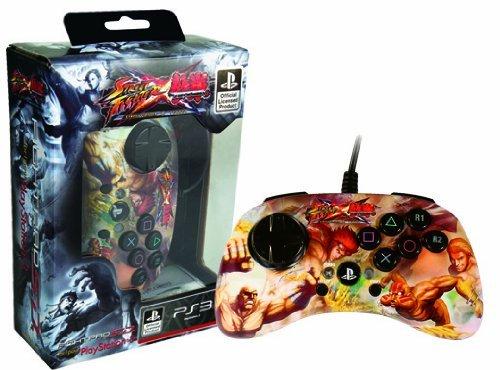 Manette FightPad SD 'Street Fighter x Tekken' Sagat Design pour PS3