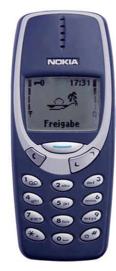 Téléphone Mobile Nokia 3310 - reconditionné