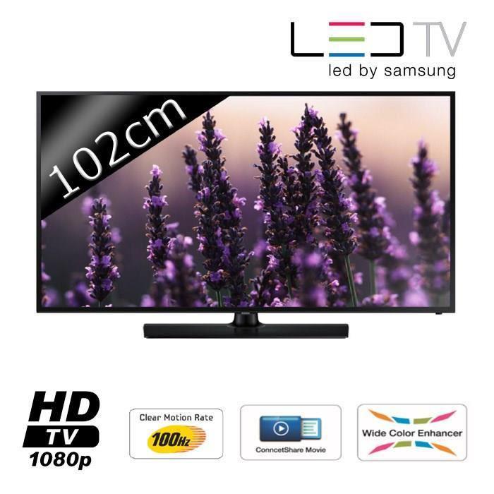 "TV 40"" Samsung UE40H5003 - Full HD (ODR 10%)"