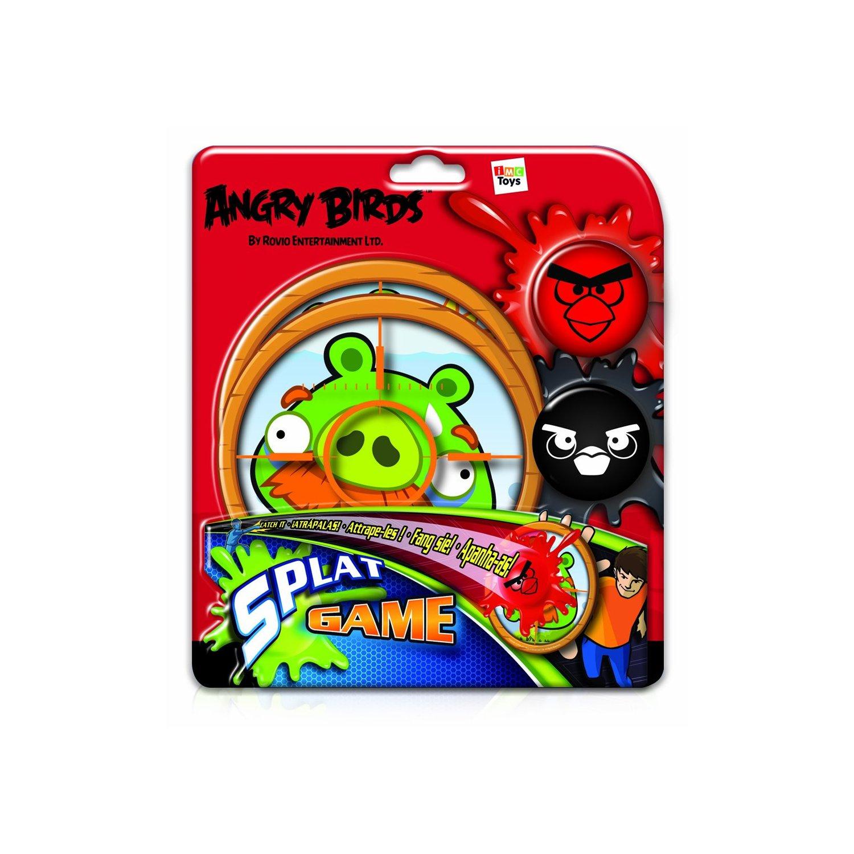Jeu Angry Birds  2 Raquette & 2 Balles