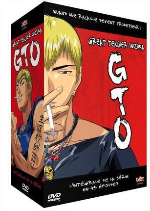 Coffret DVD: GTO - Great Teacher Onizuka - L'Intégrale