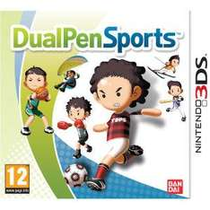 Jeu Dual Pen Sports  sur 3DS (Inclus 2 Stylets)