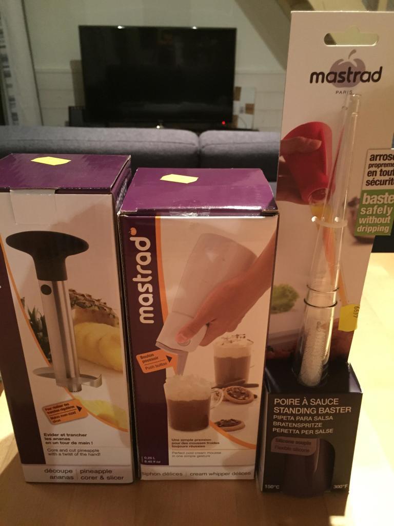 Sélection de produits Mastrad
