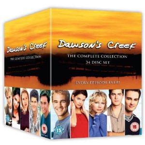Dawson's Creek: L'intégrale de la saison 1 à 6 - Coffret 34 DVD (VOST)