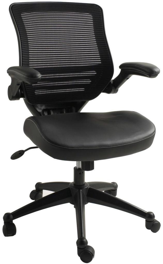 Chaise de bureau Longbo noire